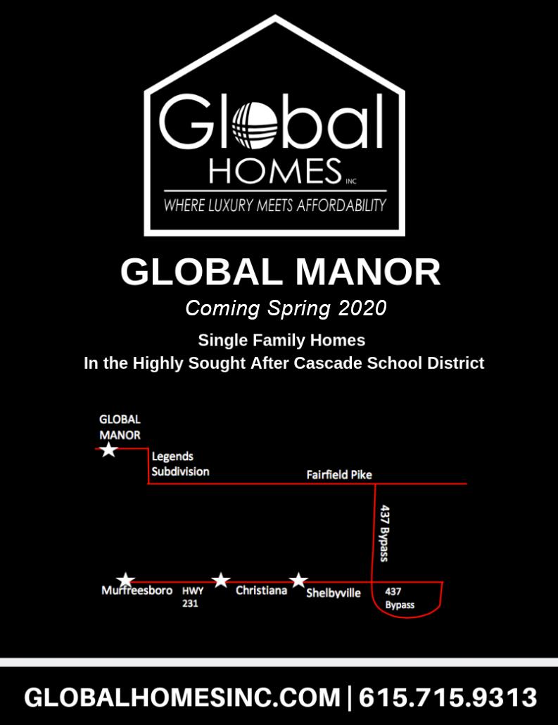 Global Manor Map